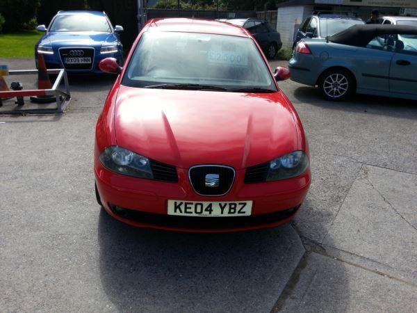 2005 SEAT Ibiza 1.4 SE