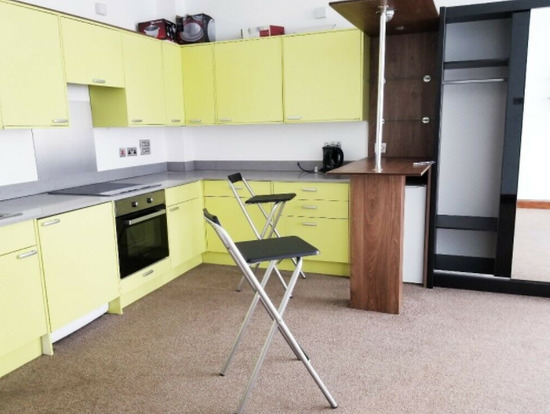 Studio Flat in Central Croydon