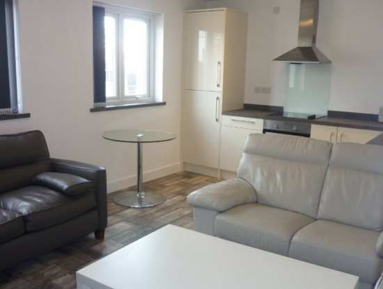 Two Double Bedroom City Centre Apartment