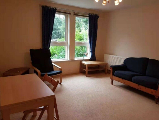 A Lovely Two Bedroom with Two Bathroom Flat to Rent in New Town