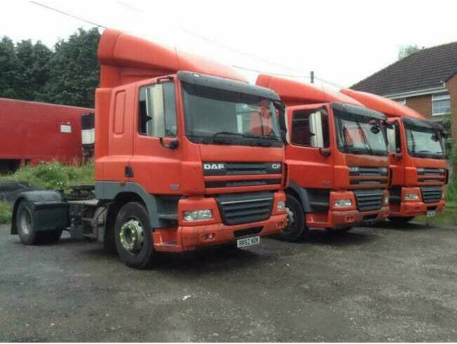 2012 DAF Trucks CF