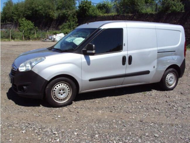 2013 Vauxhall Combo LWB Van 1.3 Cdti