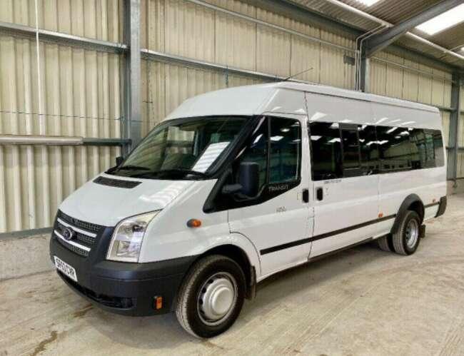 2013 Ford Transit - Multi-Purpose Minibus - Van Camper