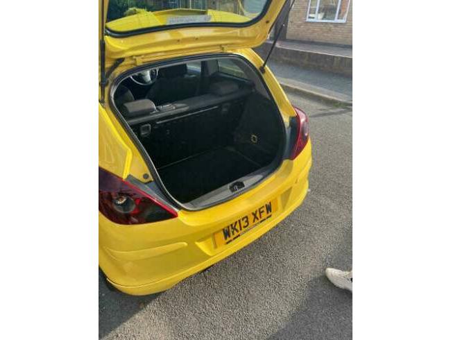 Vauxhall Corsa (2013) 1.3 CDTI ecoFlex Limited Edition