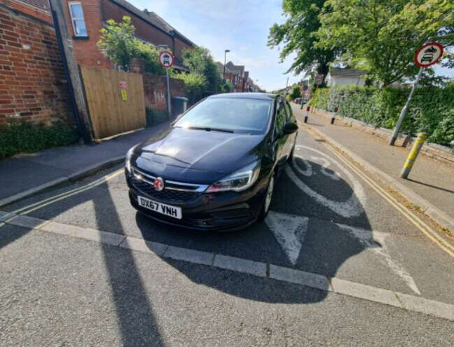 2017 Vauxhall Astra 1.6 CDTI 5 doors