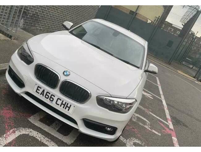 2016 BMW 1 Series SE 1.5 litre