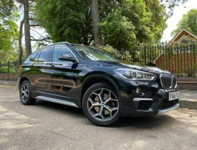 2016 BMW X1 2.0d Xdrive Xline Step Auto