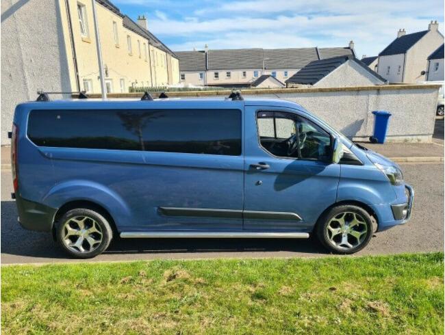 2013 Ford Transit Custom Panel Van / Manual