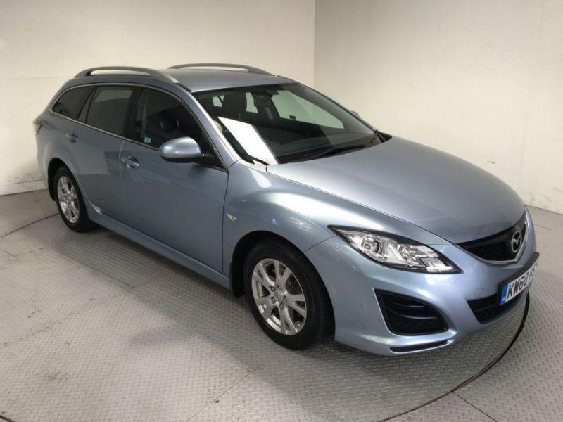 2011 Mazda 6 2.2 D TS 5d