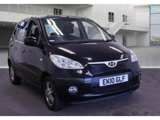2010 Hyundai i10 1.2 Comfort Automatic 46K Miles Only