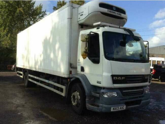 2013 Daf Trucks Lf 55 220