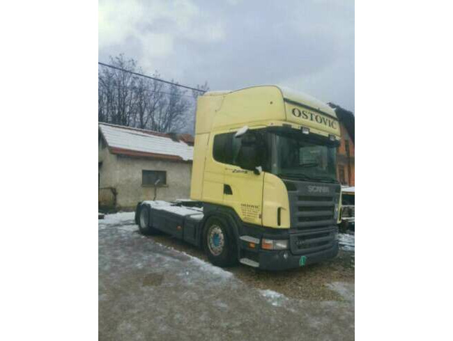 2003 Scania R470, Trailer Head / Tractor Unit, Manual Gearbox