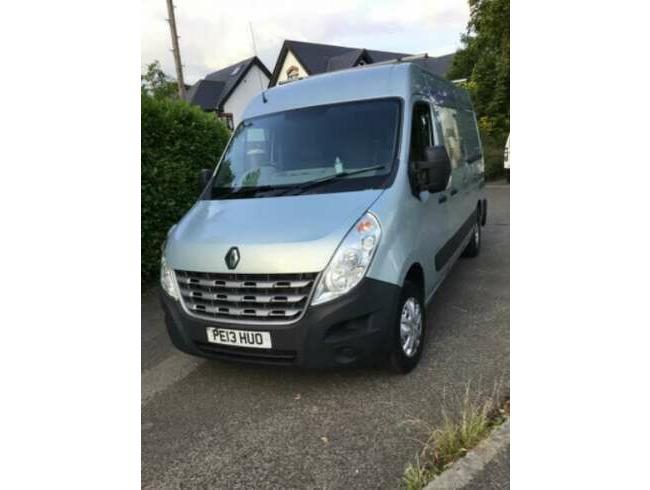 2013 Renault Master, Panel Van, Manual, 2298 (cc)