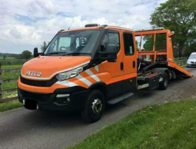 2016 Iveco Daily Car Transporter, Tilt Slide Recovery Truck Ex Rac