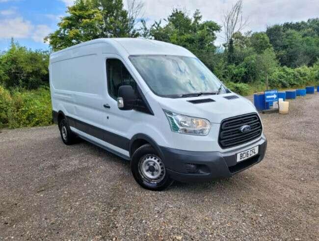 2016 Ford Transit 350 LWB - £6995 NO VQT