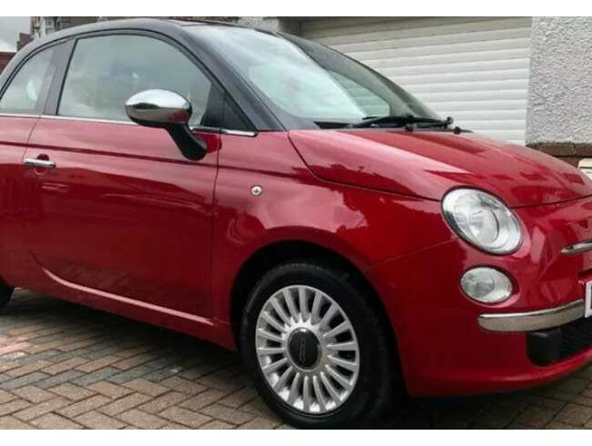 2009 Fiat 500 1.2 £30 tax