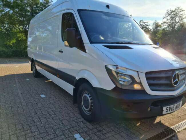 2015 Mercedes Sprinter 313Cdi - Clean Van Drive Great