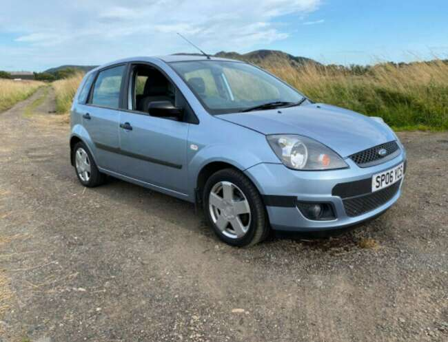 2006 Ford Fiesta 1.4 Zetec – only 35K Miles, Ideal First Car, Stunning Car