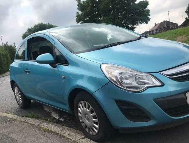2010 Vauxhall Corsa 1.0 Petrol Cheap Car Cheap Tax Bargain Car