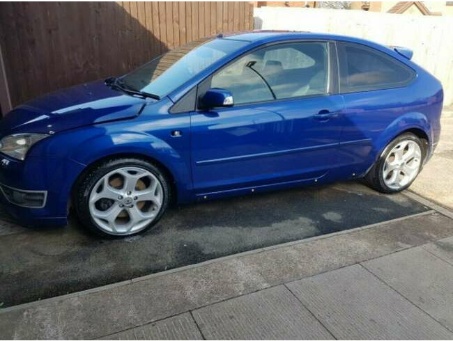 2006 Ford Focus St