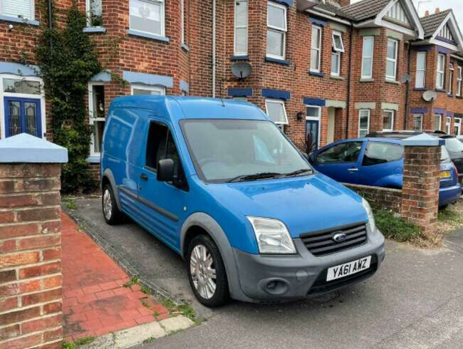 2012 Ford Transit Connect 1.8 TDCi T230 LWB high roof