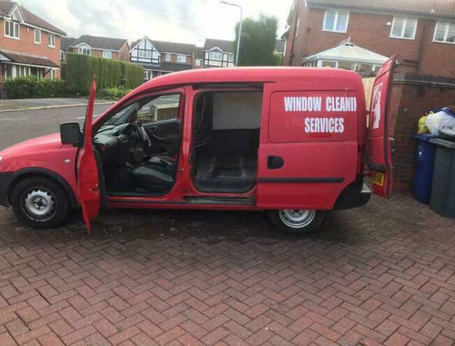 2009 Vauxhall Combo for Sale Cheap