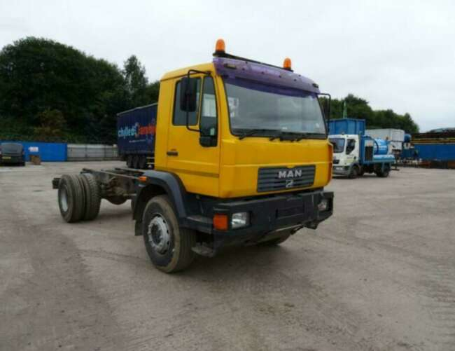 2003 Man 18.225 Chassis Cab