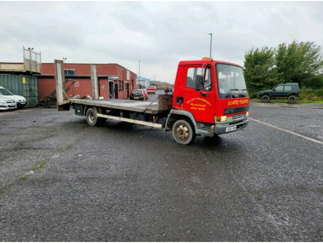 1998 Leyland Daf FA 45 150 Bevatail, Recovery Truck, Moted Good Old Truck