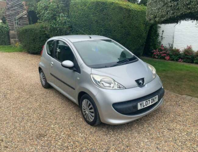 2007 Peugeot 107 - Ideal First Car