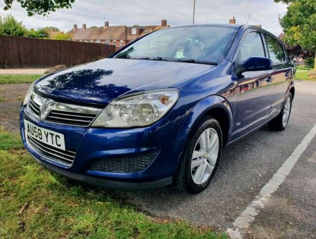 2008 Vauxhall Astra 1.6 Petrol Breeze