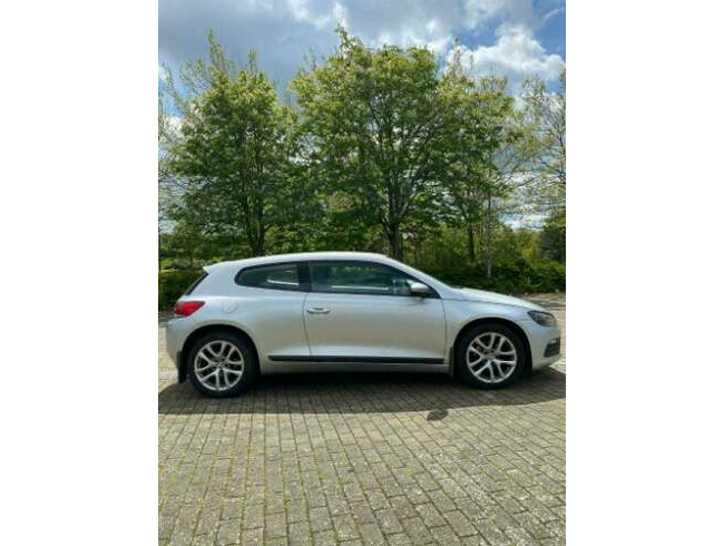 2011 Volkswagen Scirocco 2.0 TDI (HPI Clear and £30 Road tax)