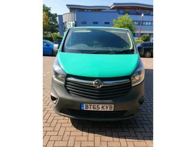 2016 Vauxhall Vivaro LWB - Mint Condition