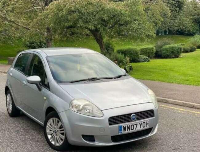 2007 Fiat Grande Punto 1.2 - 2 Keys, 86000 milage