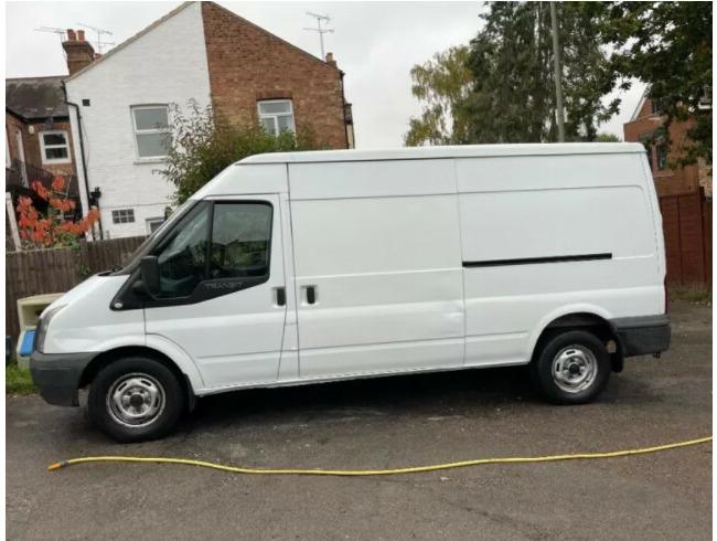 2009 Ford Transit, Panel Van, Manual, 2261 (cc)