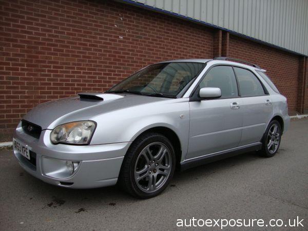 2003 Subaru Impreza 2.0 WRX AWD Turbo 5dr