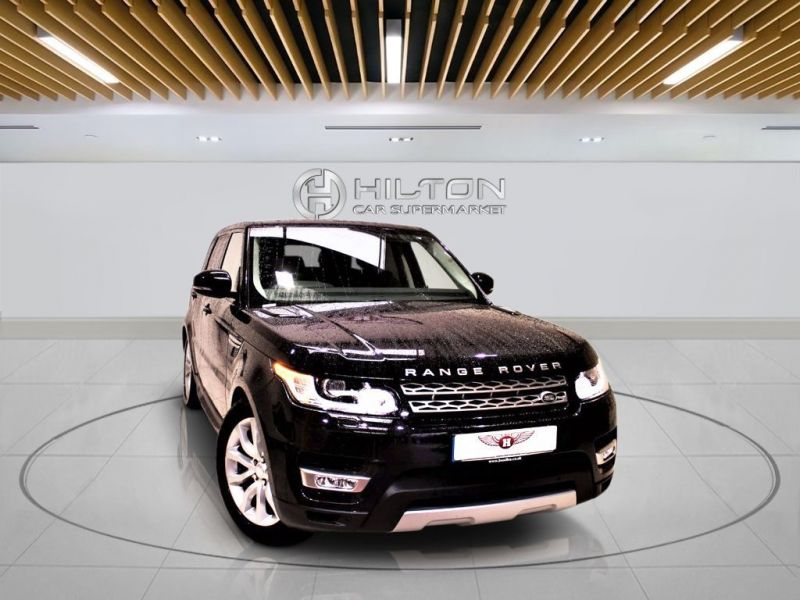 2016 Land Rover Range Rover Sport 3.0 Sdv6 Hse 5dr