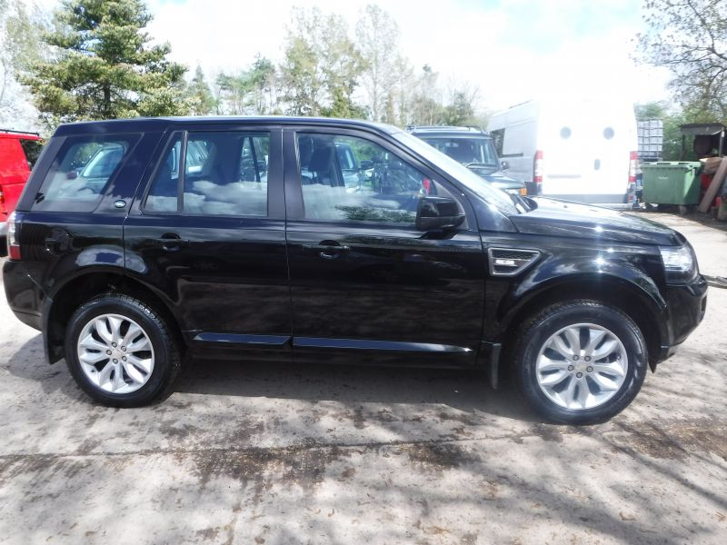 2014 Land Rover Freelander 2 2.2L Manual Td4 Se 4X4 5dr-1