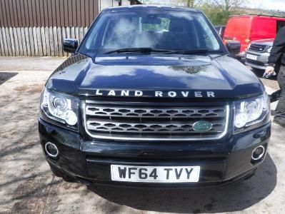 2014 Land Rover Freelander 2 2.2L Manual Td4 Se 4X4 5dr thumb 3