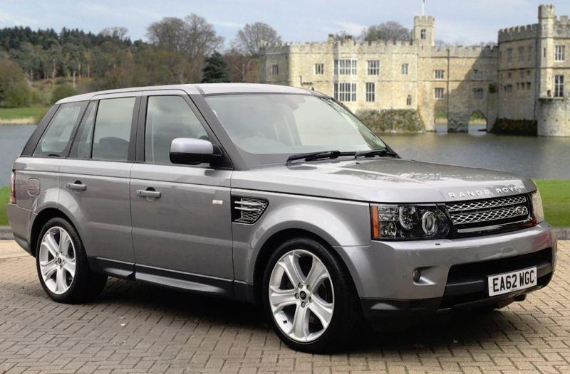 2012 Land Rover Range Rover Sport 3.0L SDV6 HSE LUXURY