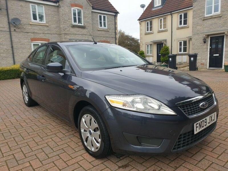 2009 Ford Mondeo 1.8 5dr