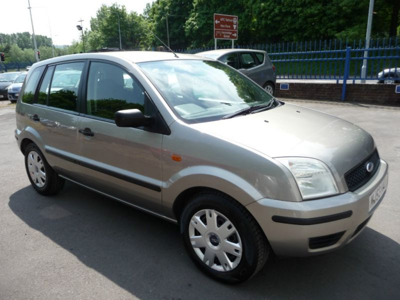2004 Ford Fusion 1.4 2 5dr