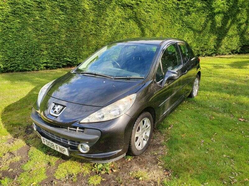 2008 Peugeot 207 Sport