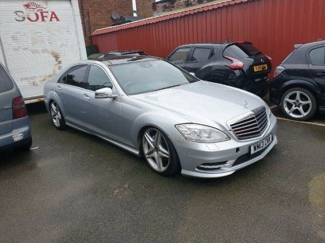 2013 Mercedes S Class AMG Spares or Repairs