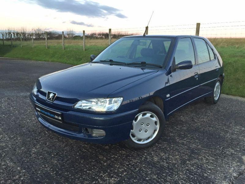 2000 Peugeot 306 1.9 5dr