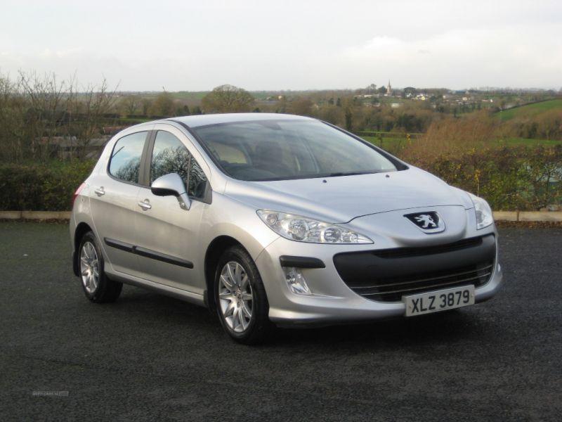 2008 Peugeot 308 1.6 S HDI