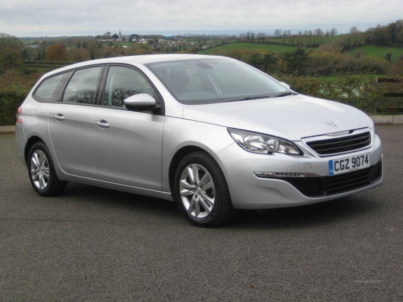 2016 Peugeot 308 1.6 SW HDI