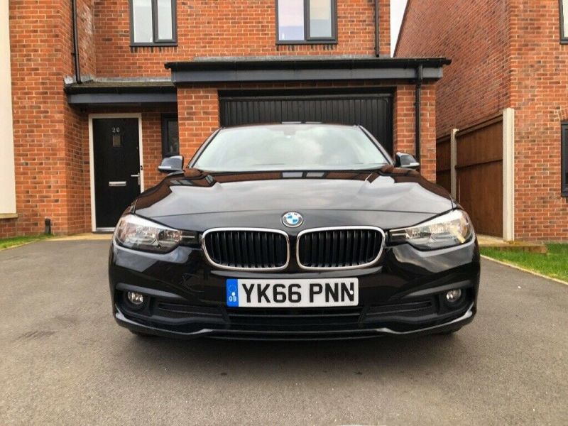 2016 BMW 3 Series 2.0