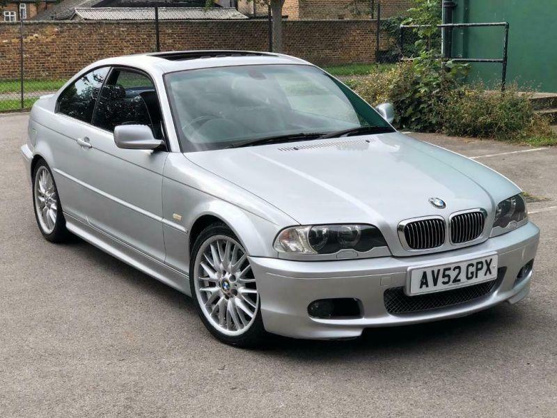 2002 BMW 330ci 3.0