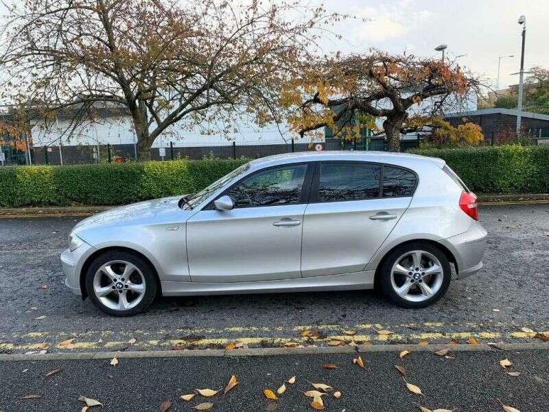2009 BMW 118D 2.0