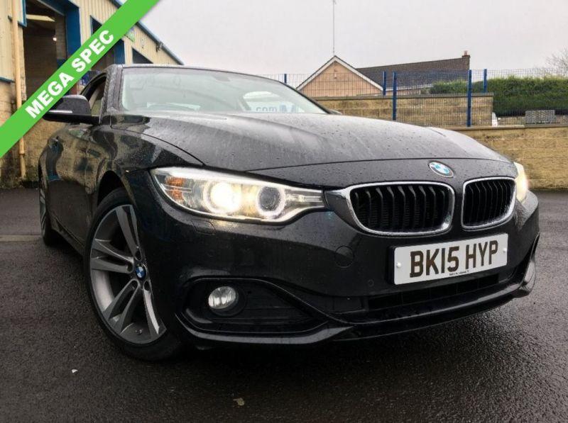 2015 BMW 4 Series 2.0 420D Sport 2dr